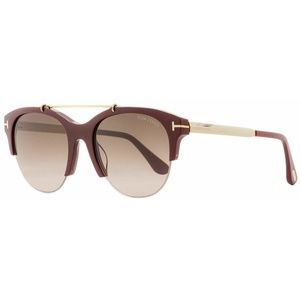 Tom Ford Round Style Purple Gradient Lens